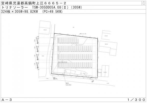日射量抜群の宮崎県東部、宅地案件です!